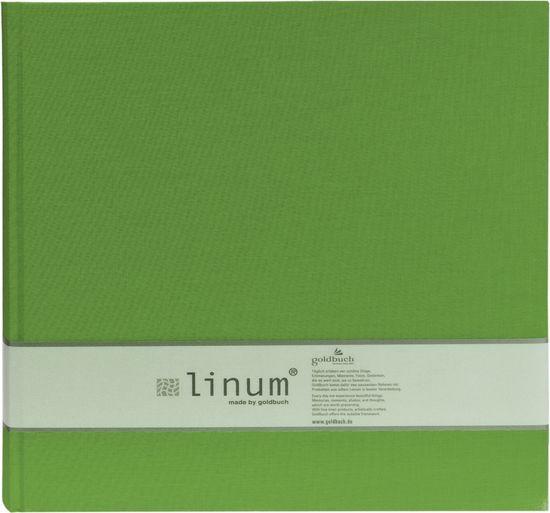 Fotokarp Linum green