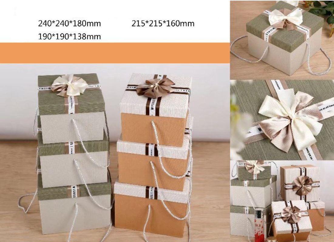 Kinkekarp komplekt 3tk  Boxset22/3