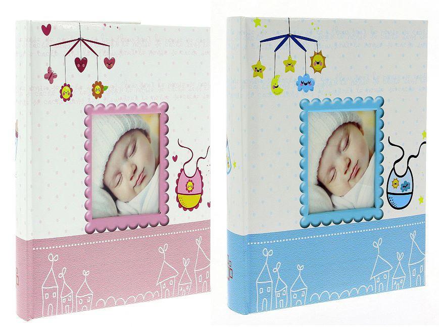 Fotoalbum 200 fotole Birth