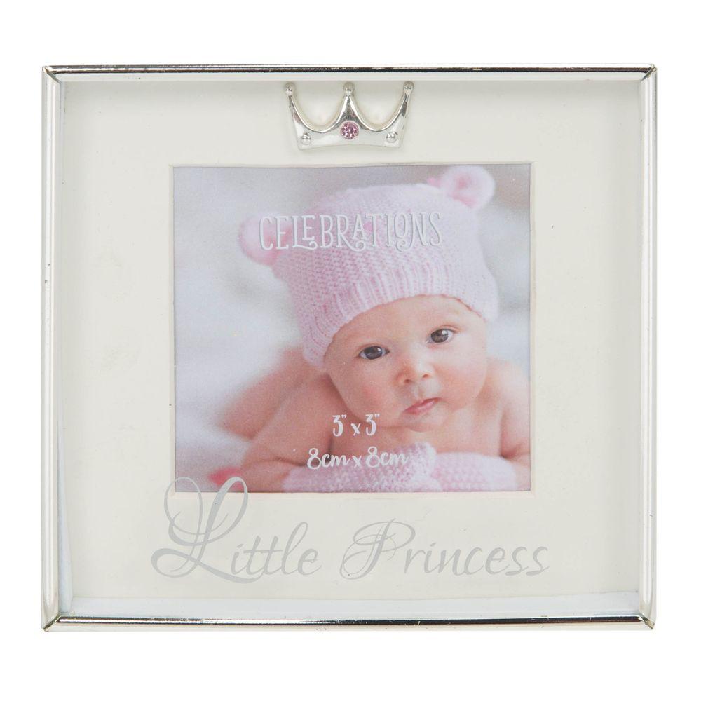 Pildiraam 7x7cm fotole Little Princess CG1659