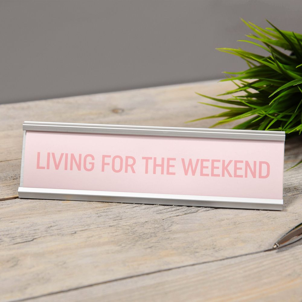 """Lauasilt """" Living For The Weekend """"  HM2018"""