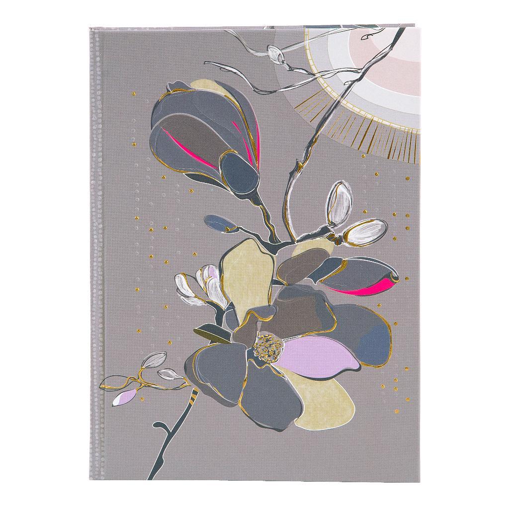 Märkmik A5 200 valget lehekülge Magnolia taupe