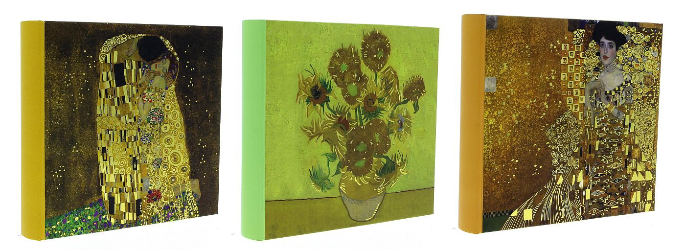 Fotoalbum 200 fotole Art1 Gustav Klimt