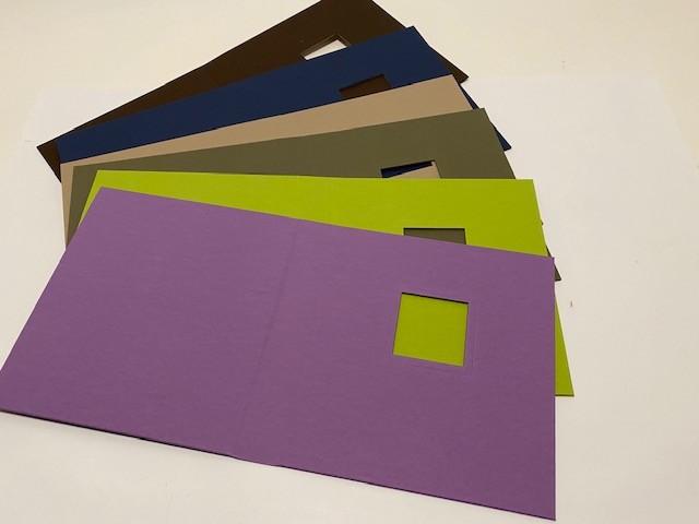 Fotoalbum klassikalise lehega Colore 27.110