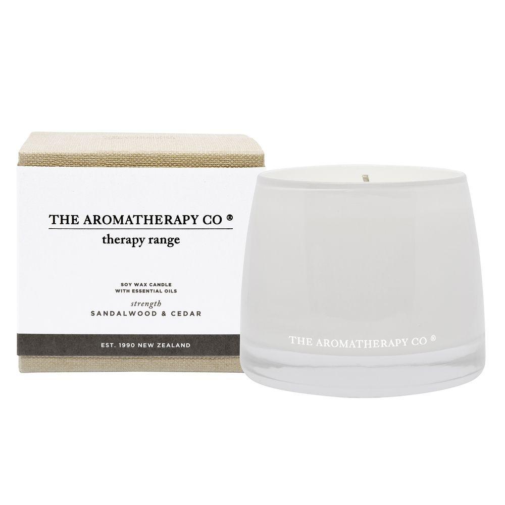 Lõhnaküünal Smith&Co - Sandlipuu & Seeder