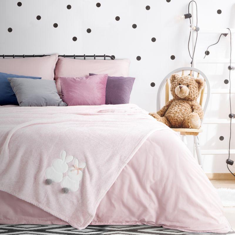 Pleed 150x200cm Bunny 366839