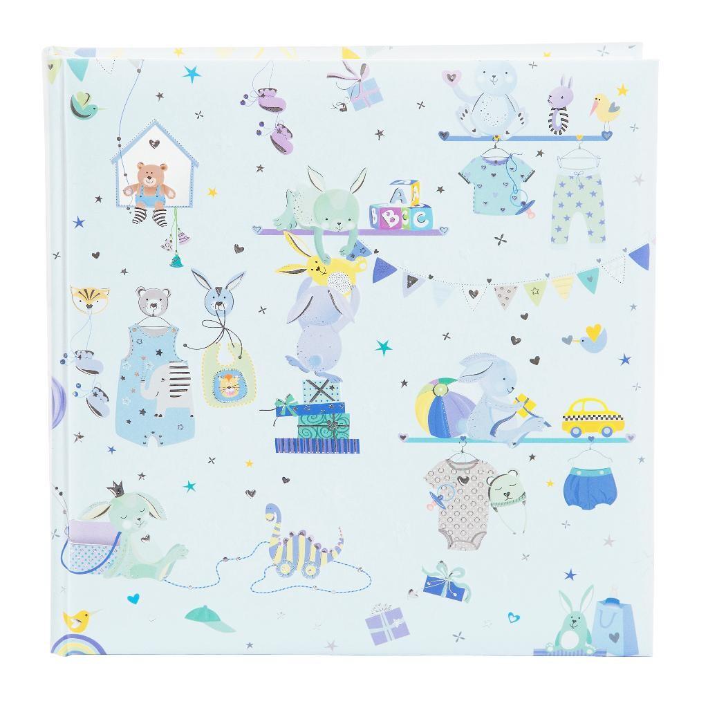 Beebialbum klassikalise lehega Wonderland 24.467
