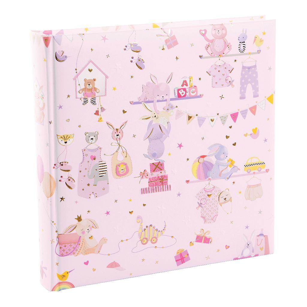 Beebialbum klassikalise lehega Wonderland 24.468