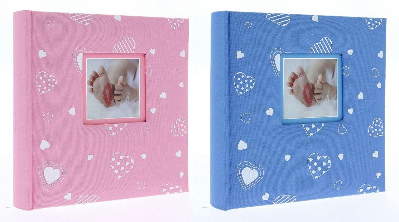 Fotoalbum Baby Heart 200 fotole