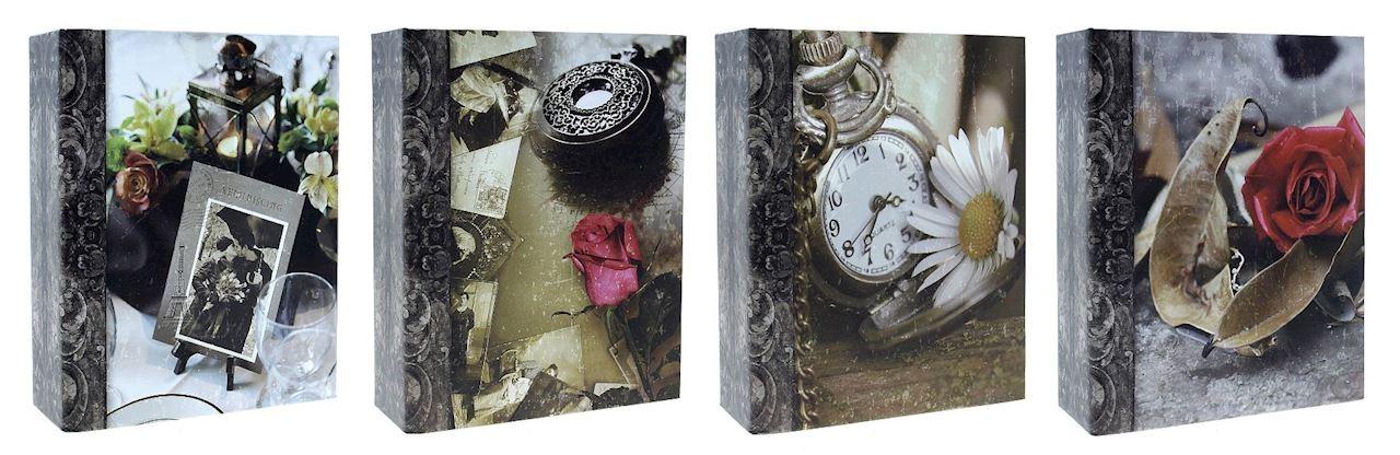 Fotoalbum isekleepuva lehega Time-3