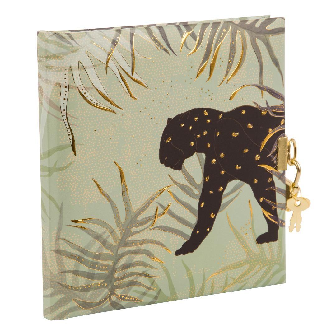 Päevik G 44.541 Jungle Vibes Panther