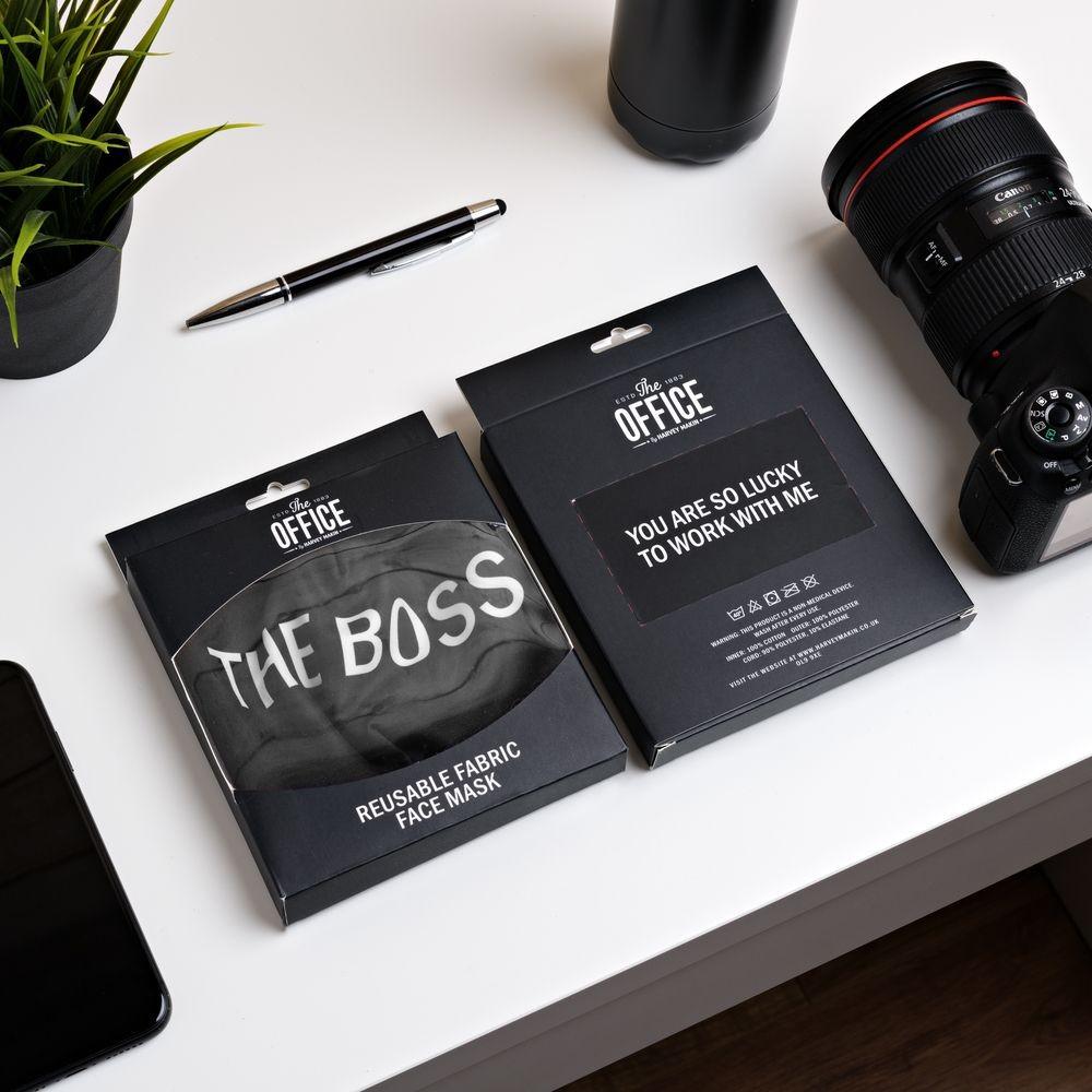 Näomask The Boss HM2154 mittemeditsiiniline