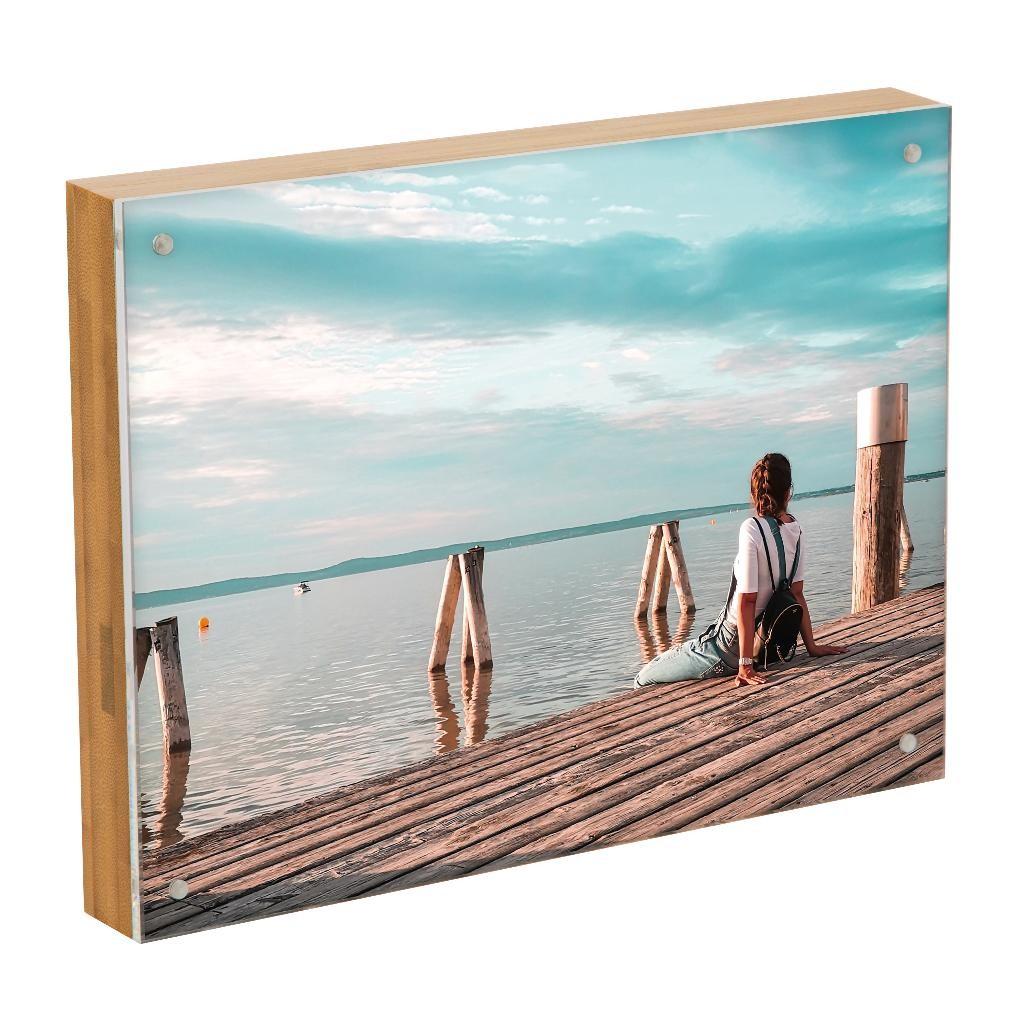 Pildiraam Bamboo 15x20