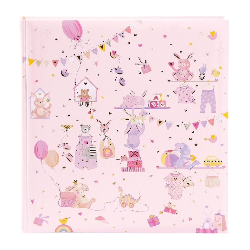 Beebialbum klassikalise lehega Wonderland 15.468U