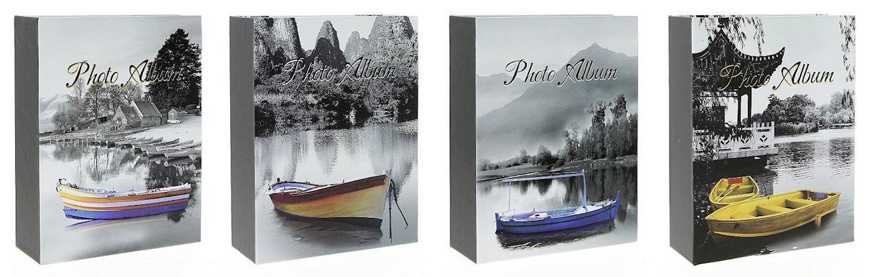 Fotoalbum 100 fotole Boat