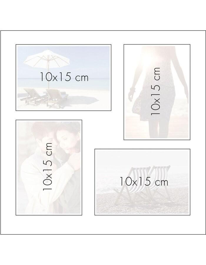 Fotoalbum klassikalise lehega 30x31cm Summertime 27.708