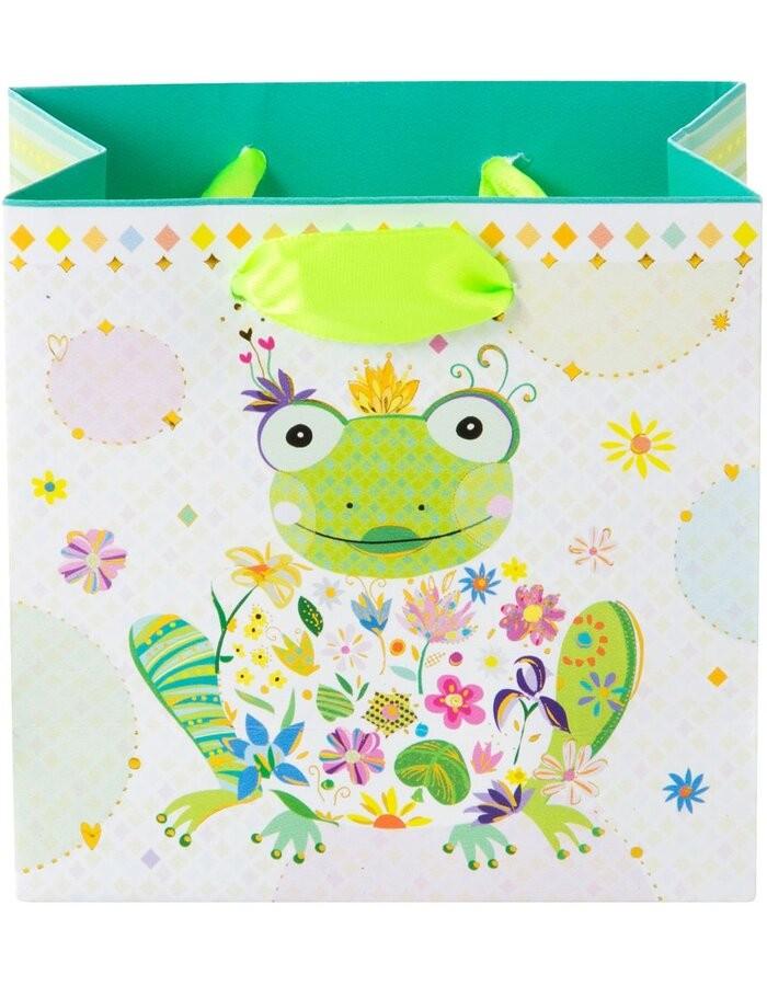 Kinkekott Happy Frog