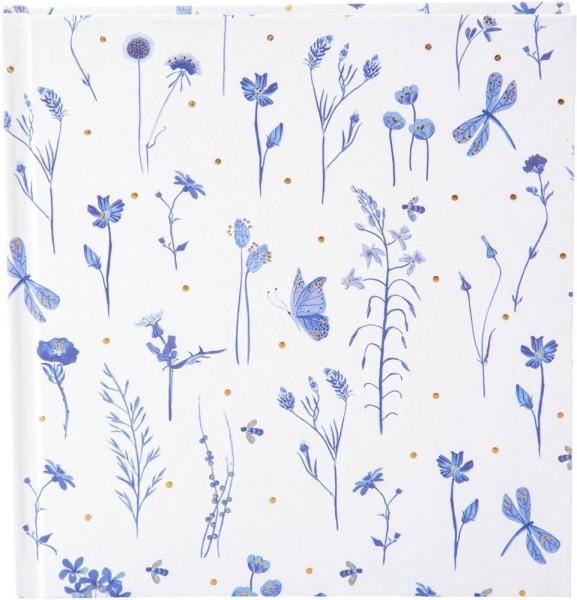 Fotoalbum klassikalise lehega 22x20cm Blooming Flowers