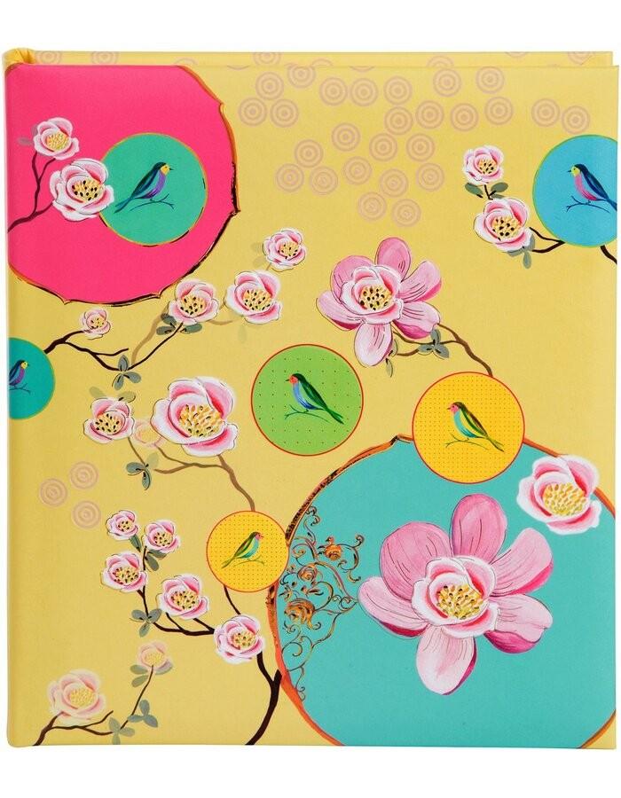 Fotoalbum klassikalise lehega 22x20cm Cherry Blossom