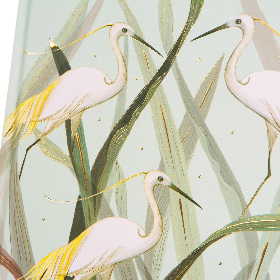 Märkmik A5 Wild Life Heron