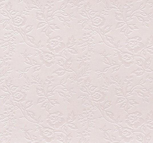 Kinkekarp 30X40X5cm - Valge roos kartong