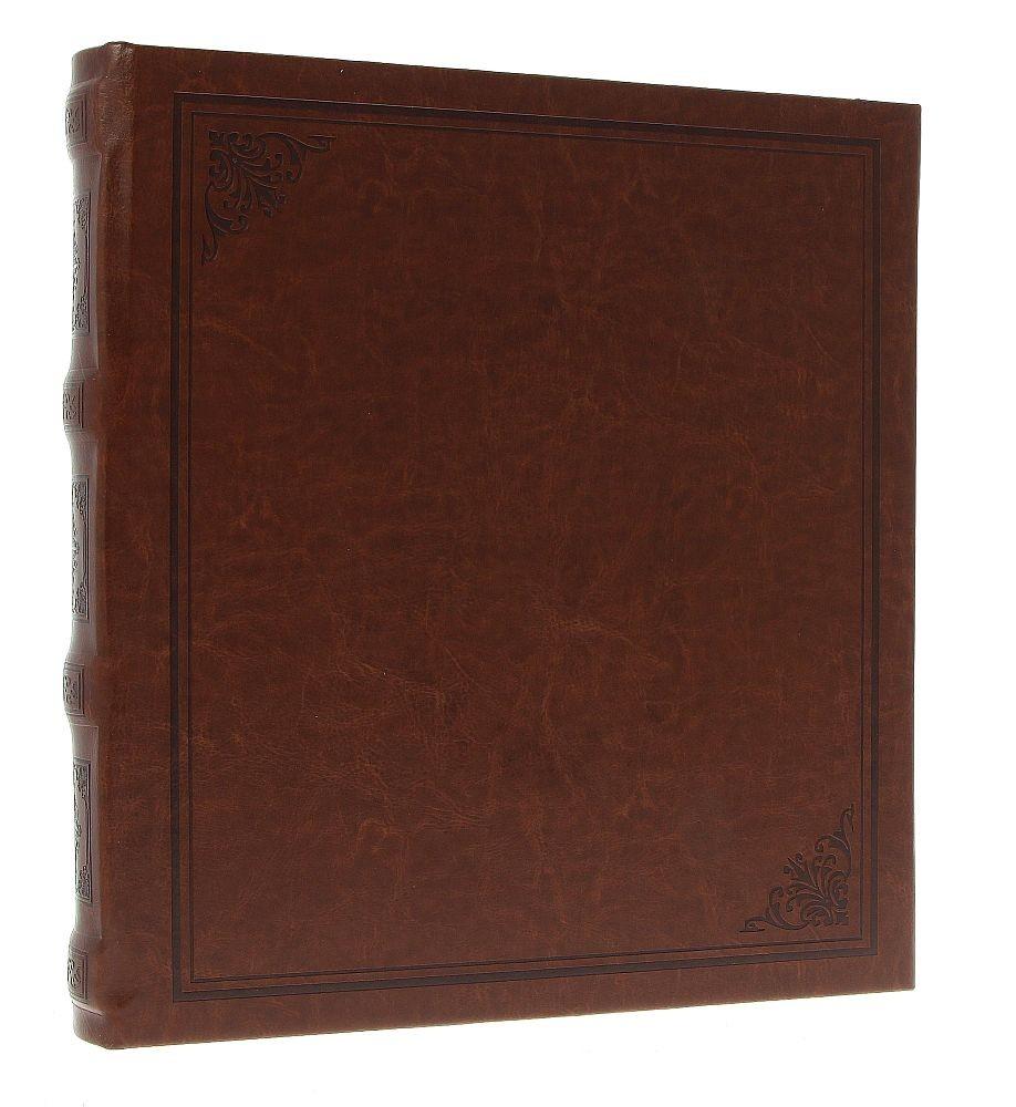 Fotoalbum klassikalise musta lehega Journal(B)-2