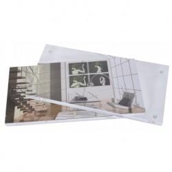 Pildiraam akrüül 15x20cm Clear Style