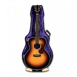 Õnnitluskaart Akustiline kitarr 3D PH03