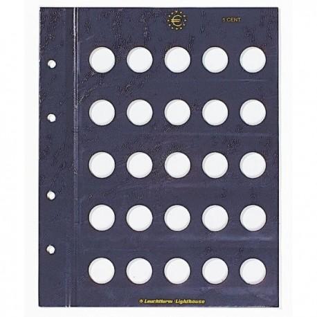 Vaheleht mündialbumile VISTA 5 eurosenti