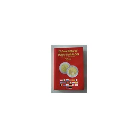 Euromündi-ja paberrahade  kataloog 2011