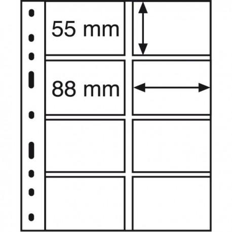 Vaheleht telefonikaartidele OPTIMA 4VC