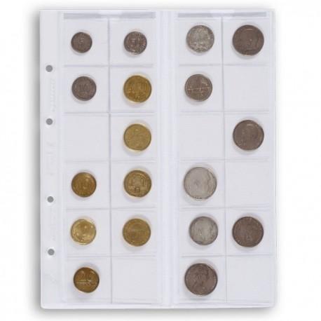Vaheleht müntidele OPTIMA 24mm