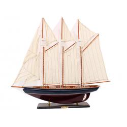 Purjekas Marco Polo 3 mastiga,42 cm 13316