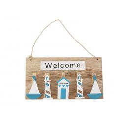 Dekoratsioon Welcome 23466