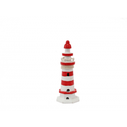Majakas Punane-valge 25201