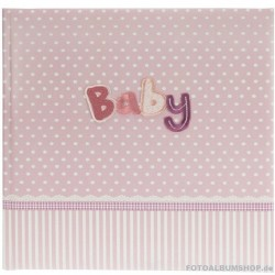 Fotoalbum klassikalise lehega Baby 19.240