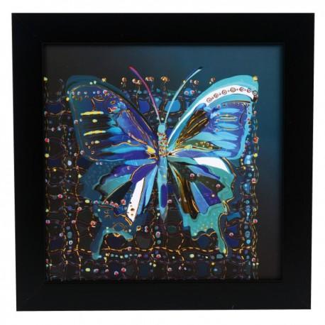 Seinapilt Flower Butterfly