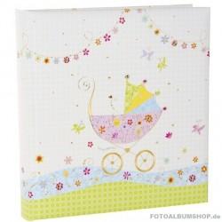 Fotoalbum klassikalise lehega Little Star 15.434