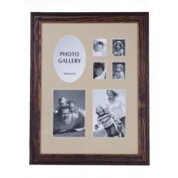 Galeriiraam 7-le erimõõdulisele fotole.