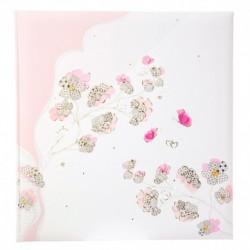 Fotoalbum klassikalise lehega Cherry Blossom