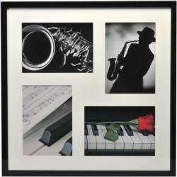 Pildiraam plastikust Piano 40x40cm