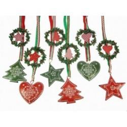 """Akna dekoratsioon """"Jõulud"""""""