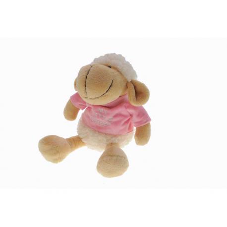 Pehme mänguasi Lammas T-särgiga 61927