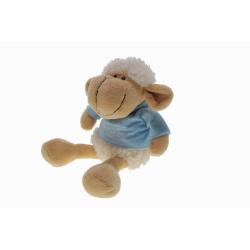 Pehme mänguasi Lammas sininse T-särgiga 61928