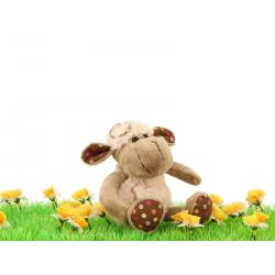 Pehme mänguasi Lammas võtmehoidja 61947