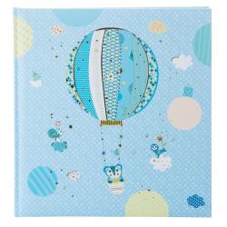 Fotoalbum klassikalise lehega Bear Balloon
