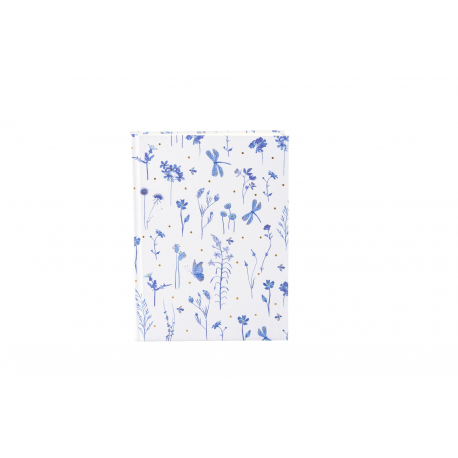 Märkmik A6 Blooming Flowers