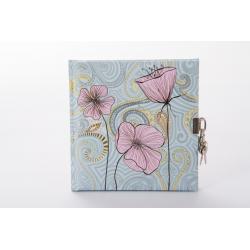 Päevik lukuga Flora Flower