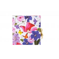 Päevik lukuga Garden of Colors