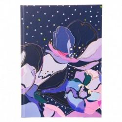 Märkmik A5 200 valget lehekülge Opium Blue